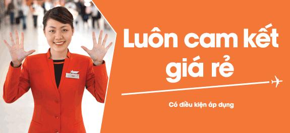 Vé máy bay Vinh Sài Gòn giá rẻ nhất