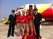 Vé máy bay giá rẻ 2015  hãng Vietjet Air chỉ 99k Vietjet Air có đội bay ngày càng hiện đại
