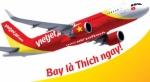 Dịch vụ thanh toán vé máy bay Vietjet Air ở Thanh Hóa Vietjet Air khuyến mãi