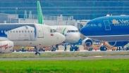 Hãng hàng không Vinpearl Air Hãng hàng không Vinpearl Air ra đời, thị trường hàng không ngày càng sôi động