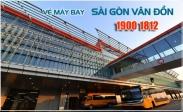 Vé máy bay Sài Gòn Vân Đồn của Jetstar Vé máy bay Sài Gòn Vân Đồn của Jetstar giá rẻ