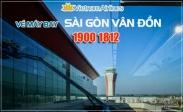 Vé máy bay Sài Gòn Vân Đồn của Vietnam Airlines Hướng dẫn đặt vé máy bay Sài Gòn Vân Đồn của Vietnam Airlines giá rẻ